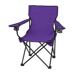 Deluxe Folding Camp Chair Thumbnail