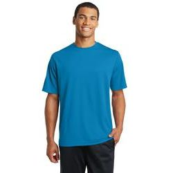 Sport-Tek® RacerMesh™ Crew Neck Performance Tee Thumbnail