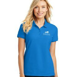 Port Authority® Ladies Core Classic Pique Polo Thumbnail