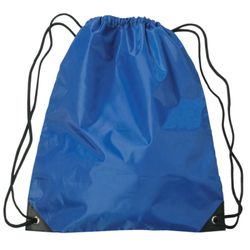 Polyester Drawstring Backpack Thumbnail