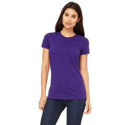 Bella + Canvas Ladies 100% Cotton Slim Fit T-Shirt (4.2 oz.) Thumbnail