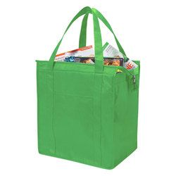 Non-woven Insulated Shopping Tote Bag Thumbnail